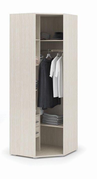 Шкаф угловой одностворчатый